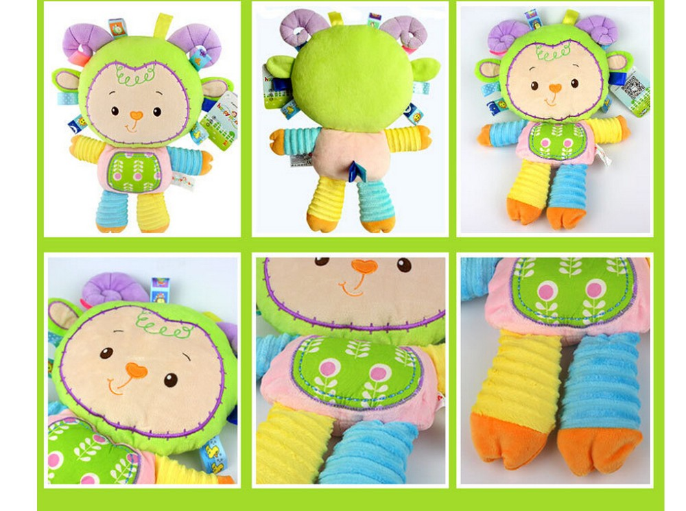 Free shipping plush baby toys appease infants teddy for Porte bebe toys r us