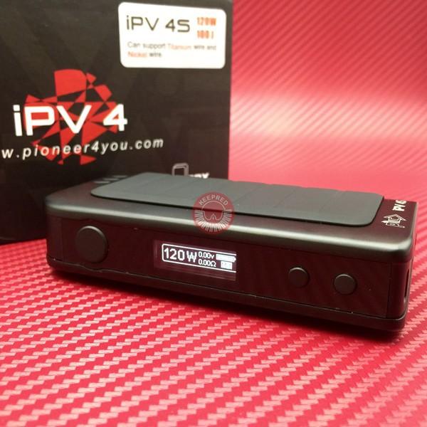 Pioneer4you iPV4S боксмод (вариватт, термоконтроль) | Цена