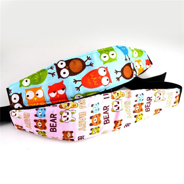 New Arrival Car Styling Safest Auto Seat Sleep Aid Head Support Belt for Toddler Kids Children