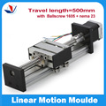 2016 Direct Selling Rushed Linear Rail Sfu1605 Linear Guide Rail 16 Cnc 500mm Stage 23 Nema