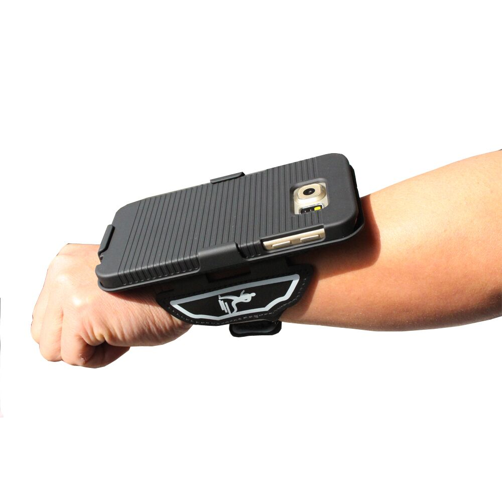 High-grade and Removable 3.5/4.7/4.2 Inch Phone Sport Armband Wrist Band Holder For iPhone 6/6s/4/4s and For Blackberry Z10(China (Mainland))