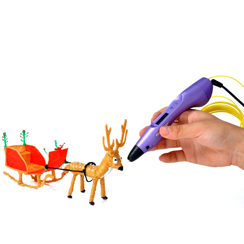 2015 new 3D printer pen 3D drawing pen doodle