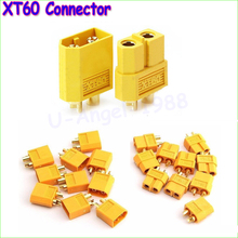 100pcs High Quality XT60 XT-60 XT 60 Plug Male Female Bullet Connectors Plugs For RC Lipo Battery (50 pair) Wholesale(China (Mainland))