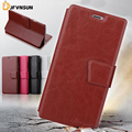 Honor 7 7i 6 8 4A 5X Luxury Crazy Horse Leather Case For Huawei Honor 4C