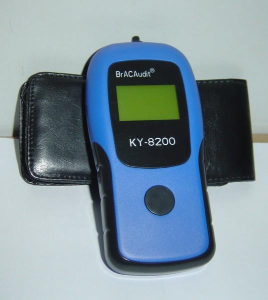 Спирта спирт устройство обнаружения для проверки для вождение в нетрезвом виде измеряется содержание проверки