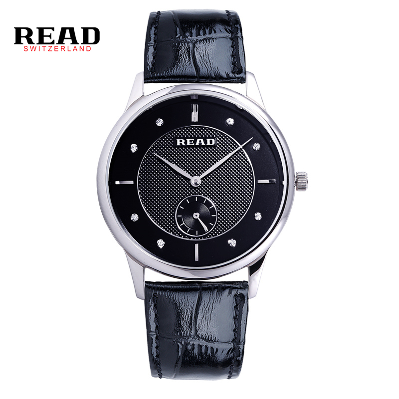READ men watch the heart of the ocean couple table quartz watches R6025(China (Mainland))