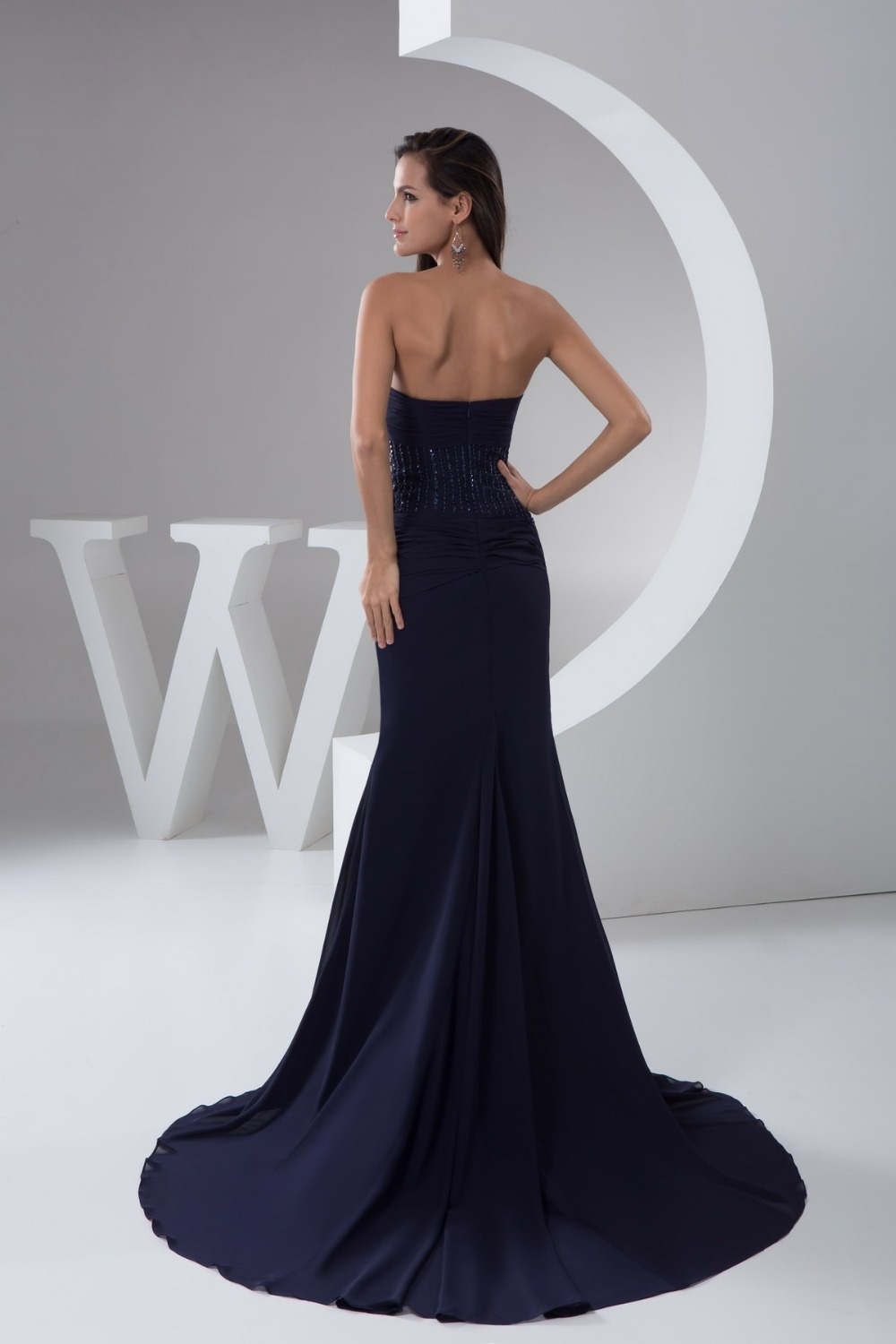 evening dress big size long with Floor length strapless,off the shoulder evening dress