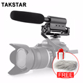 Original Takstar SGC 598 Photography Interview Microphone for Video Filming Interview Shotgun MIC for Nikon Canon