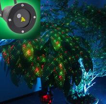 Discount Outdoor IP65 waterproof Laser light,elf light christmas lights outdoor laser show projector,red green light projector(China (Mainland))