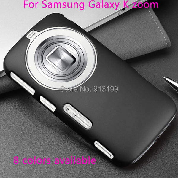 Matte Frosted Hard Black Case Skin Cover Samsung Galaxy K zoom SM-C115 C115 S5 Mobile Phone 8 colors - E-online store