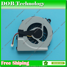 new laptop cpu cooling fan for HP Pavilion CQ56 G56 CQ42 G42 CQ62 G62 G4 G7 G6 notebook fan KSB06105HA FAAX000EPA DFS53II05MC0T(China (Mainland))