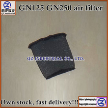 new original SUZUKI motorcycle GN125 GN250 air filter - QZ Industrial Co., Ltd. store