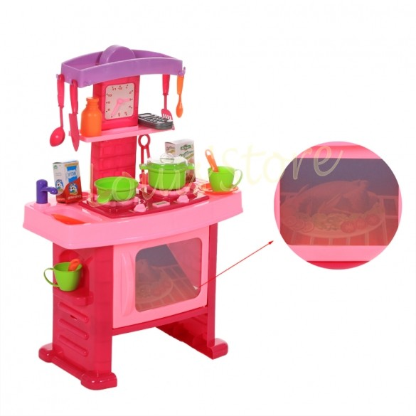 Hot sale educational toys baby kitchen toys child cooking toys children pretend play toys set 50 country free shipping 53(China (Mainland))