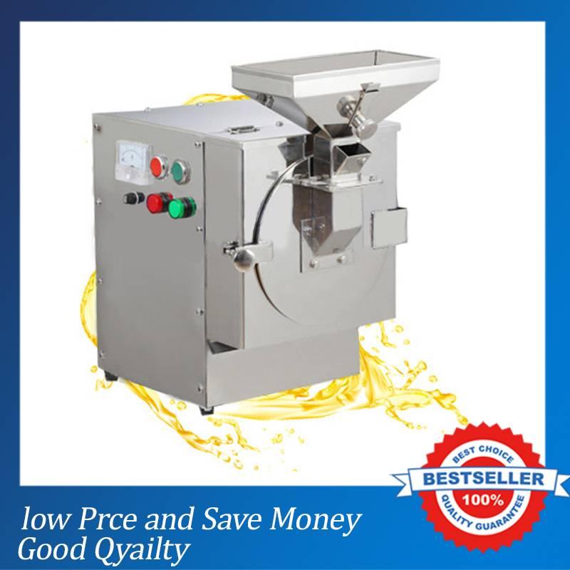 220V Walnut Powder Grinder 1-50KG/h Peanut/Almond/Walnut/Sesam Pulverizer Machine SS304(China (Mainland))