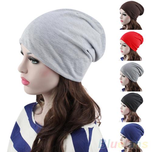 Fashion Women's Men's Winter Slouch Crochet Knit Hip-Hop Beanie Ski Hat Cap 2K3N(China (Mainland))