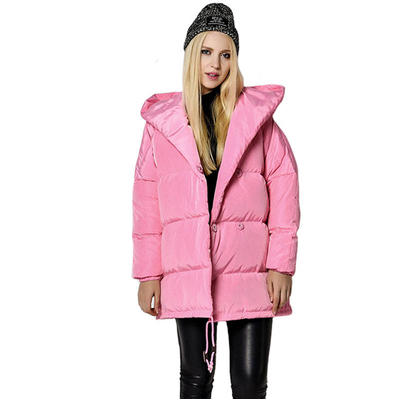 Compare Prices on Pink Winter Coats- Online Shopping/Buy Low Price ...