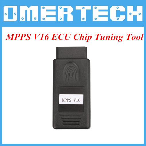 2015 Professional ECU Chip Tuning MPPS V16 for EDC15 EDC16 EDC17 Inkl CHECKSUM CAN Flasher Remapper Free Shipping(China (Mainland))
