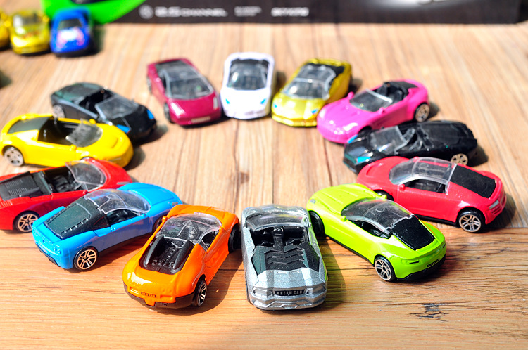 Hot Sale 1 piece The new Alloy model car with Retail box Alloy model toy truck toys For children birthday gift Baby toy(China (Mainland))