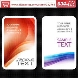 0034-03 business card template for office depot business card printing music business cards wedding table name cards<br><br>Aliexpress
