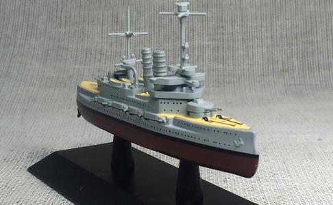 Special offer rare deagostin 1: 1250 Holstein German Navy battleship Models Favorites Model(China (Mainland))