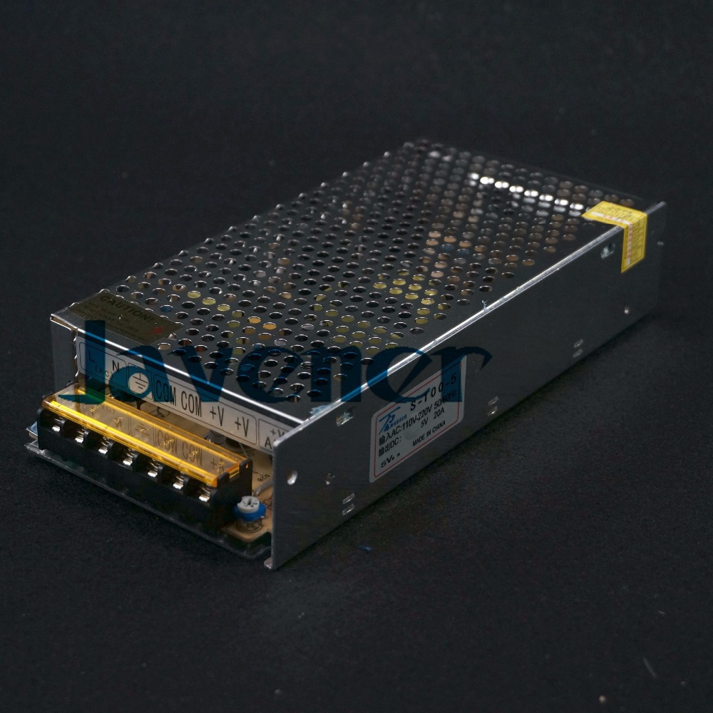 24V 200W 8.5A switching power supply 7PIN adjustable voltage LED LIGHT METAL<br><br>Aliexpress