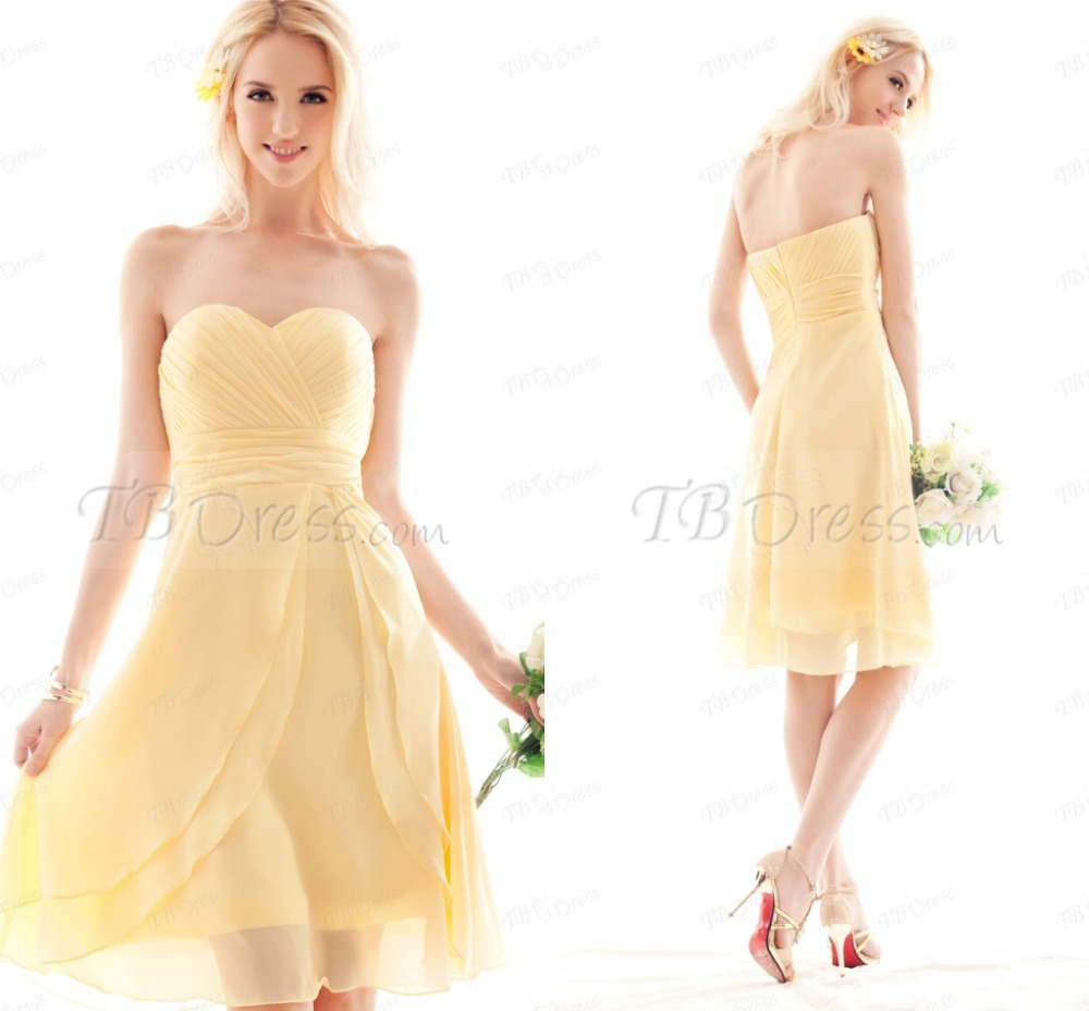 Short Bridesmaid Dresses David's Bridal