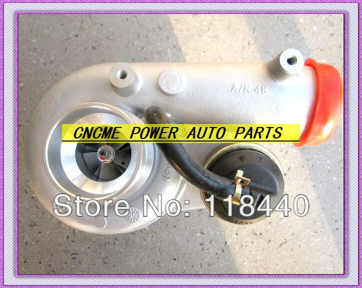 Турбо TB25 452162 - 5001 S 452162 - 0001 452162 14411-7F400 турбины турбокомпрессора для Nissan Terrano II 1996 - 07 2.7L TDi TD27TI 125л . с .