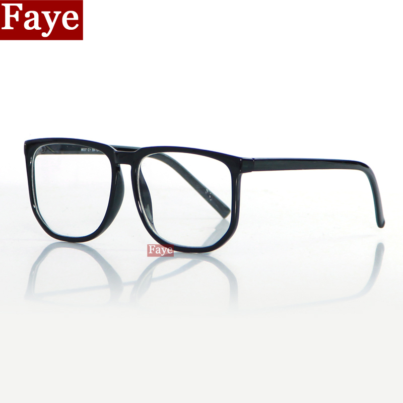 Big Framed Fashion Glasses : 2016 New fashion eyeglasses beautiful colorful Large frame ...