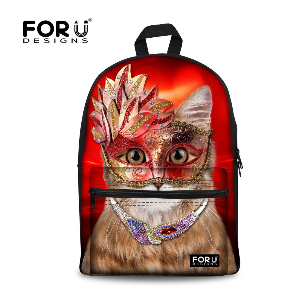 Kawaii Mask Cat Backpack for Girls Casual Women School Bag Outdoor Female Teenage Tourism Backpack Cat Face Mochila Masculina<br><br>Aliexpress