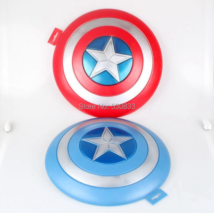 Super Hero avengers Movie 30CM Plastics Captain America Shield classic toys Toys Children T1 - factory LEGOtoys store