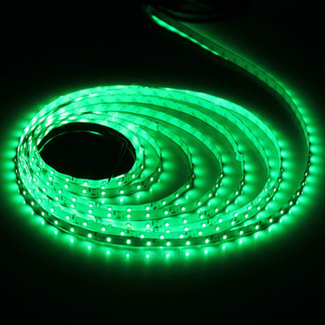 5M 3528 60 LED Strip DC12V Red/Yellow/Blue/Green/White/Warm White Non-Waterproof Strip