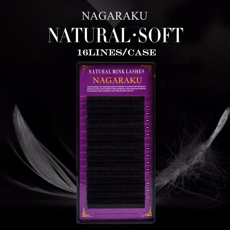 NAGARAKU-high-quality-mink-eyelash-extension-fake-eyelash-extension-individual-eyelashes-nature-eyelashes