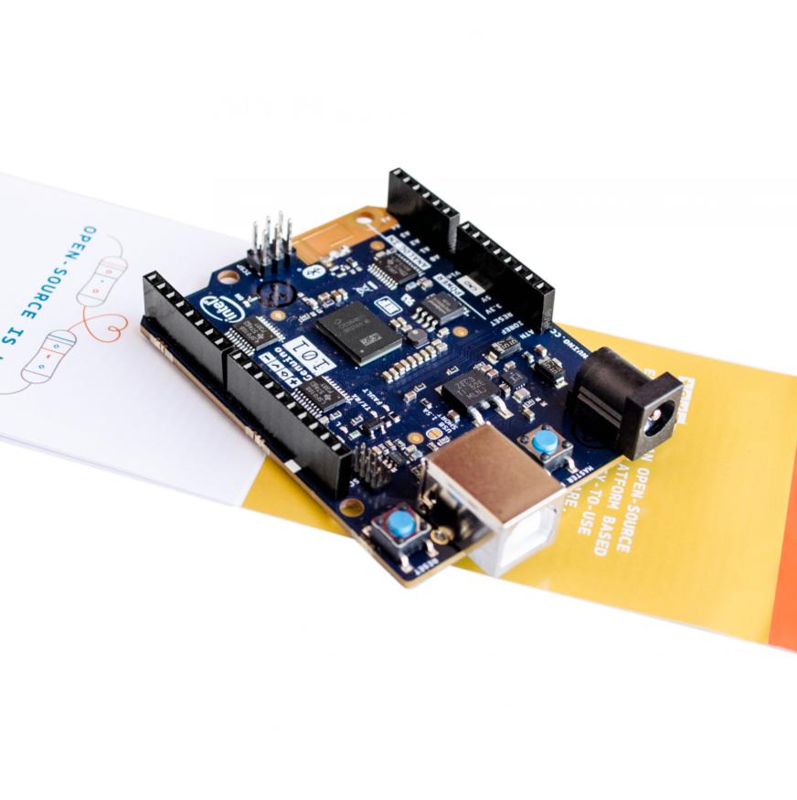 bildr Sensing Barometric Pressure BMP085 Arduino