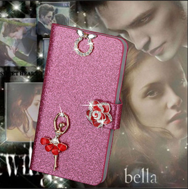 Fashion Stand Brand Cover For Sony Ericsson Xperia ion LT28 LT28i LT28h Case Flip Wallet Style Phone Pouch With Beautiful Girl(China (Mainland))