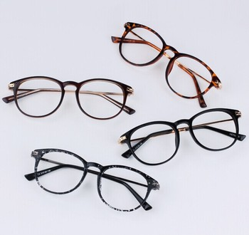 Designer Eyeglass Frames For Big Heads : Fashion Big Brand Designer Eyeglasses Frame For Women ...