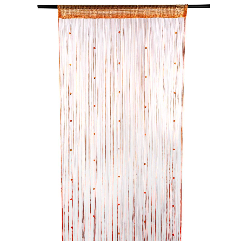6 Colors New Dew Drop Beaded Curtains Fly Insect Panel