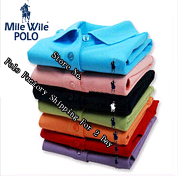2015 100% Cotton Top Quality PoloShirts men Men's Short Sleeve brand,19 colors,Embroidery Logo, free shipping(China (Mainland))