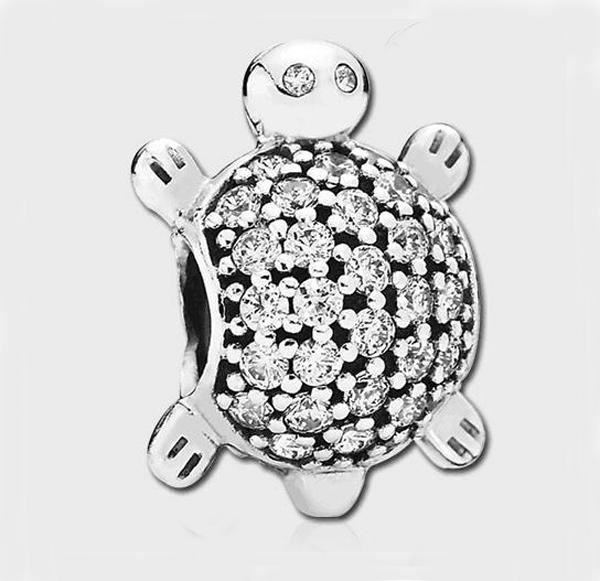 pandora charms tortue