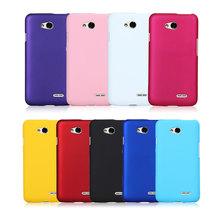Высокое качество мода матовый матовый пластик жесткий спс LG L70 чехол для LG L70 D325 D320 сотовый телефон обложка чехол