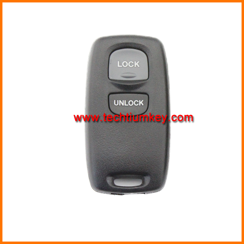 2 buttons remote key chave 315mhz 2008 year Mazda 323 cx7 3 626 demio rx8 premacy 6 - ShenZhen Techtium Electronic Ltd store