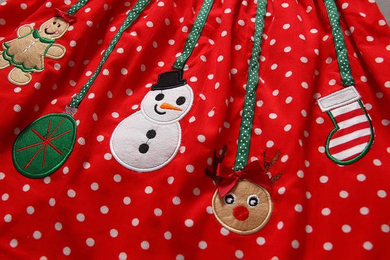 2PCS/2-6Years/Christmas Kids Dresses For Baby Girls Clothes Cartoon Cute Santa Claus Dress+T-Shirt Children Clothing Sets BC1336  HTB1ZVneKpXXXXclXFXXq6xXFXXXd