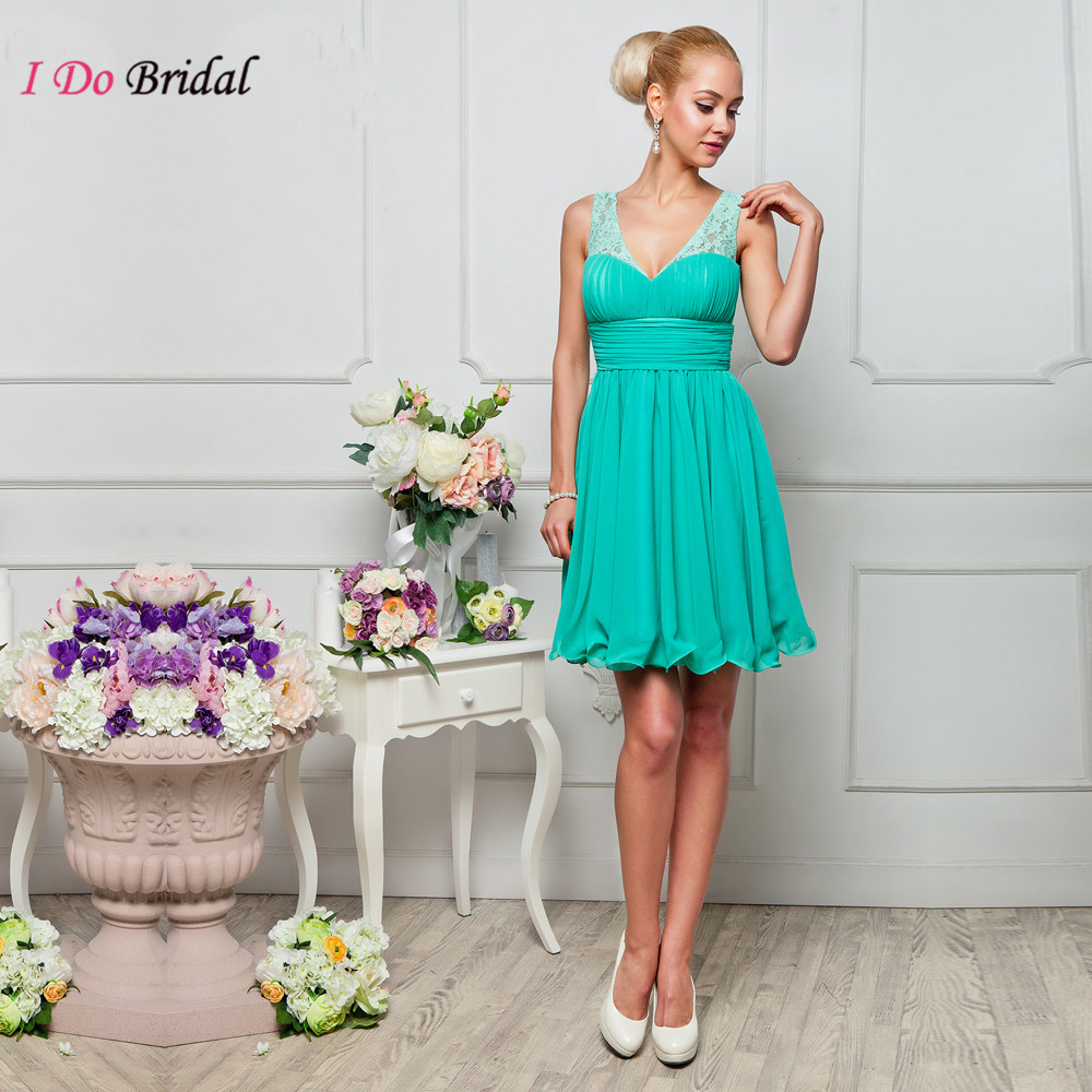 Colorful Wedding Guest Short Dresses Images - All Wedding Dresses ...