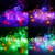 5pcs/lot Holiday / Christmas Decoration 110v / 220v 10M 100 LEDs Led String Lights With American and EUR Plug Outdoor Lighting