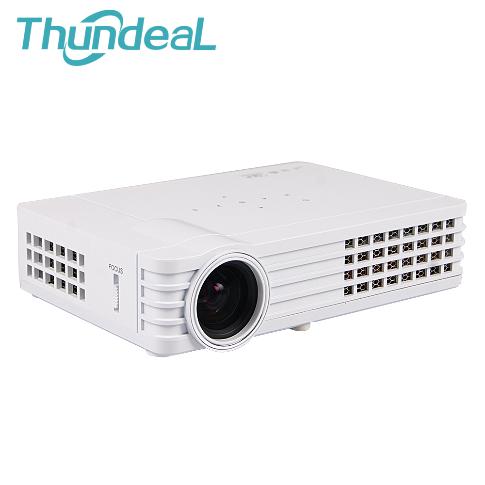 DLP-900W 3D Shutter Android Smart 500Ansi 4500Lumens Pocket Pico Mini Projector WIFI Miracast Full HD HDMI Proyector(China (Mainland))
