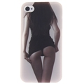 For Iphone 4 4S Cases Fashion London Envelope Styles Soft TPU Cover Case For Iphone 4 4S Mobile Phone Shell