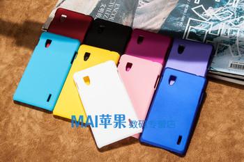 Colorful Matte Plastic Case for LG Optimus G E971 E973 E975 Cases, for LG Optimus G F180L F180S F180K Cases,Cell Phone Cases