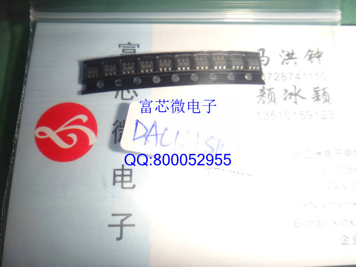DAC121S101CIMKX SOT23-6 Analog Converters(China (Mainland))