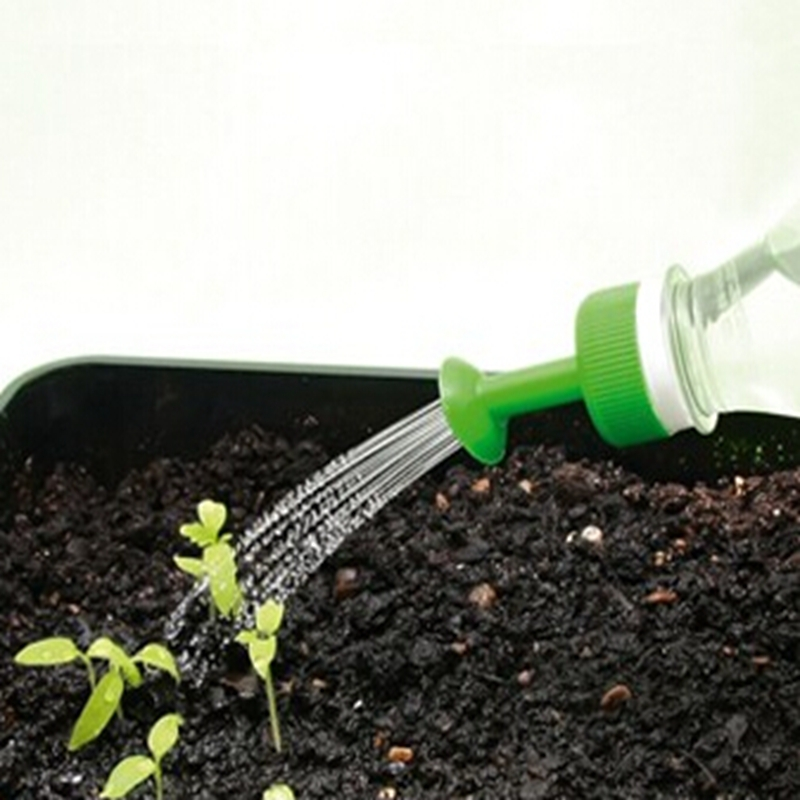 Pcs bag plastic water nozzle watering the flowers