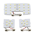 Car reading lights dome lamps LED interior lights white color suitable For KIA RIO K2 2006