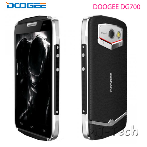 """DOOGEE DG700 TITANS2 Waterproof IP67 Rugged 4.5"""" MTK6582 Quad Core Android 4.4 3G 8MP 8GB ROM WCDMA Smart Cellphone(China (Mainland))"""